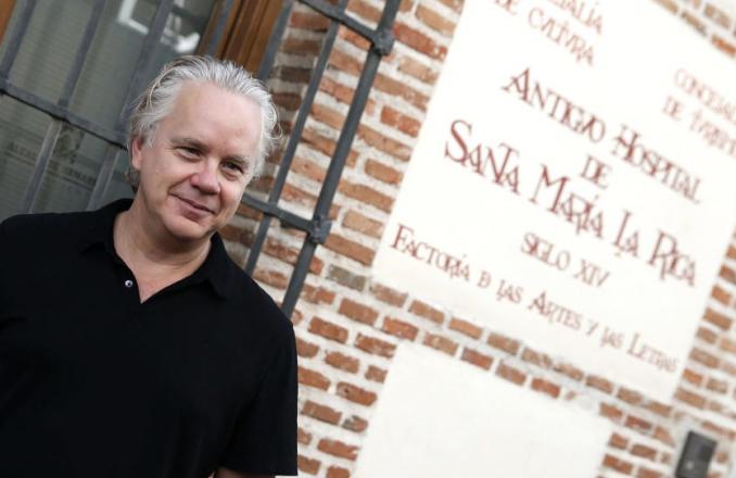 Tim Robbins, encantado con Alcalá