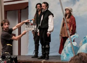 Pere Ponce será Miguel de Cervantes en el Mercado Medieval de Alcalá