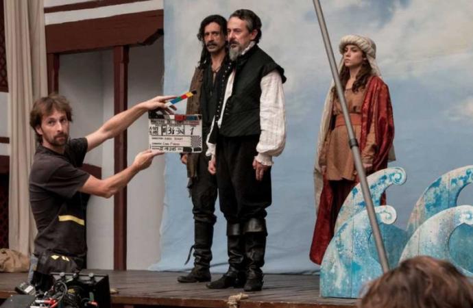 Alcalá, ciudad de rodajes también en 2020: José Mota y Nochevieja, El Ministerio del Tiempo…