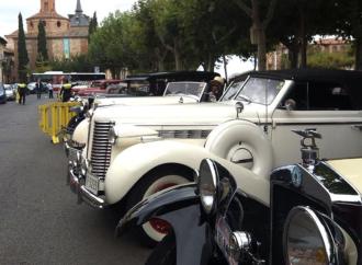 Coches de antes de 1940 recorrerán Alcalá este fin de semana