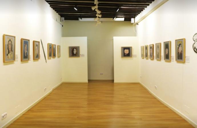 """""""Caricatoras: escritoras a través de la caricatura"""", nueva exposición en Alcalá de Henares"""