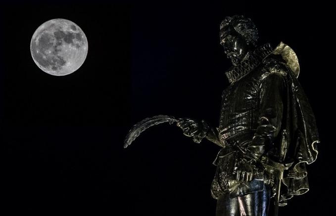 La Luna de Alcalá: Buenas noches y buena suerte
