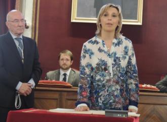 La concejal socialista María Ángeles Ortega dimite por motivos personales
