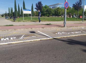 Alcalá aparcará el coche en la Semana de la Movilidad