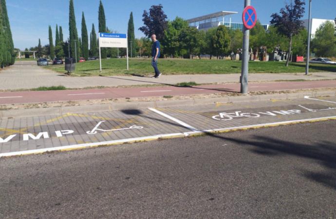 Regular la circulación de patinetes eléctricos en Alcalá de Henares, la nueva demanda de IU