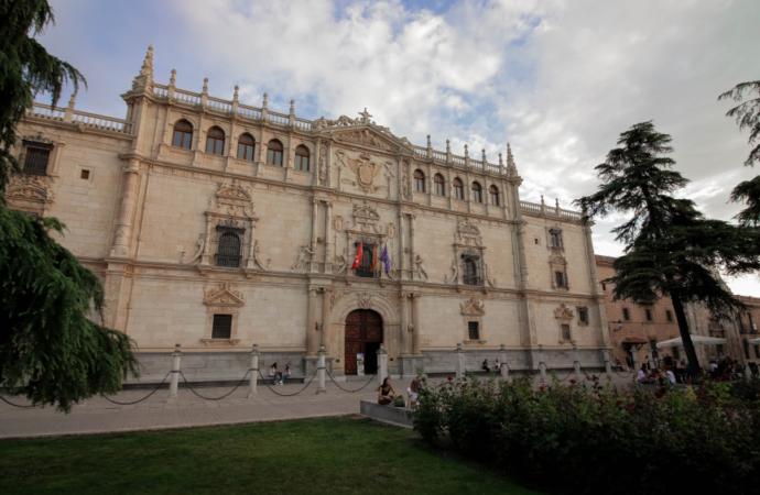 Así será la rehabilitación de la fachada de la Universidad de Alcalá