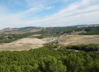 El vertedero de Alcalá estará lleno en 2018