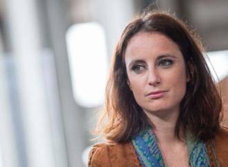Andrea Levy: «Siento el PP con mucho orgullo»
