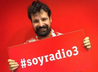 El alcalaíno Ángel Carmona, Ondas 2015 por su programa en Radio 3