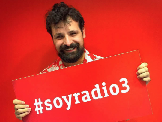 Carta de Rubén Pozo a Ángel Carmona