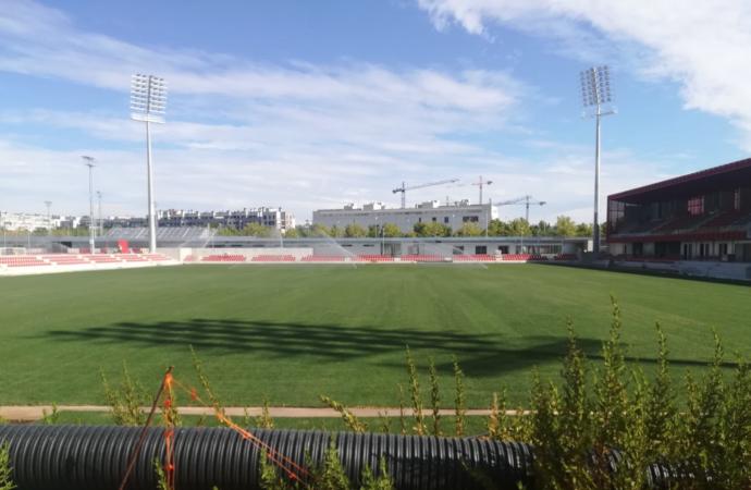 Miguel Ángel Gil: «Alcalá es estratégica para el Atlético de Madrid»