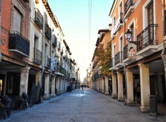 ¿Quién debe pagar el arreglo de las columnas de la Calle Mayor?