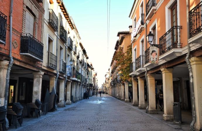 Curiosidades de Alcalá: ¿Seguro que sabes todo de la Calle Mayor y «las de al lado»?
