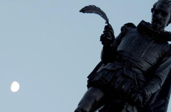Cervantes te abre las puertas de la Biblioteca Nacional