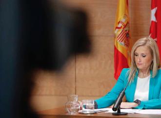 Ángel Garrido sustituirá a Cristina Cifuentes al frente de la Comunidad de Madrid