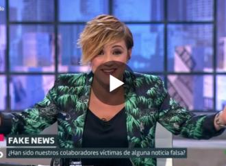 Cristina Pardo: «Montoro no podría ir a El Club de la Comedia»