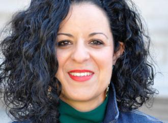Diana Díaz, nueva concejala de Educación
