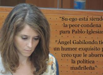 Díaz Ayuso: «Albert Rivera está encantado de conocerse»
