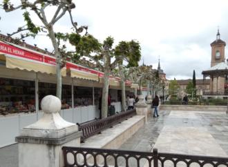 El TIA y Dulzainas para inaugurar la Feria del Libro de Alcalá
