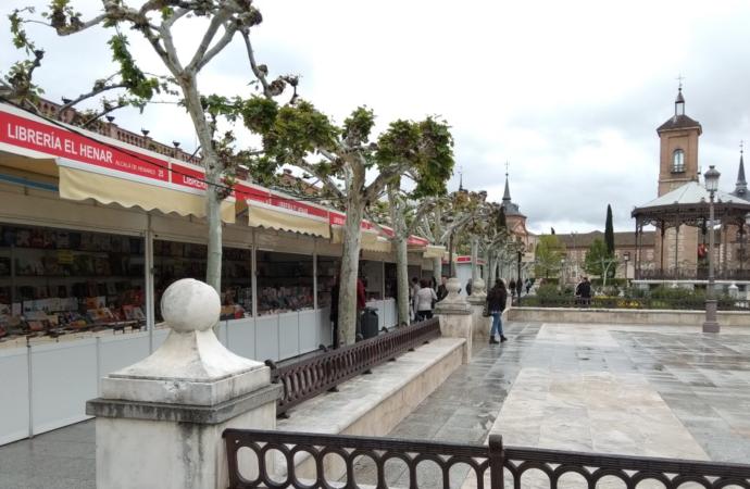 XXXVIII Feria del Libro de Novedad de Alcalá de Henares