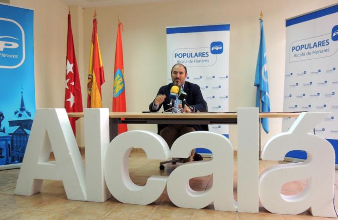 Javier Bello deja el Ayuntamiento pero sigue como presidente del PP