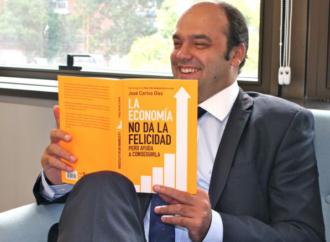 José Carlos Díez: «Necesitamos más empresarios pata negra y no hace falta que sean de Alcalá»»