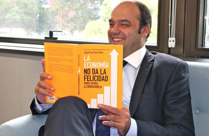 José Carlos Díez: «Alcalá de Henares es una de las ciudades con más potencial de España»