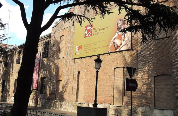 El Museo Arqueológico Regional reúne los restos de 94 cadáveres hallados en 2017 en Atocha