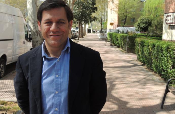 Marcelo Isoldi, papá de su segundo hijo