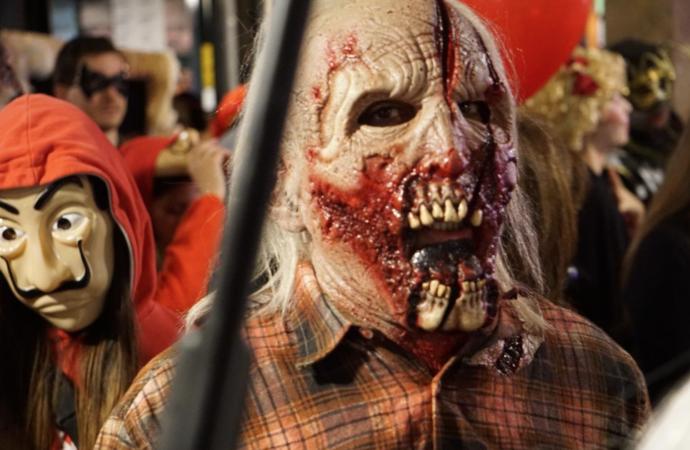 Así será la marcha zombie cervantina de Alcalá