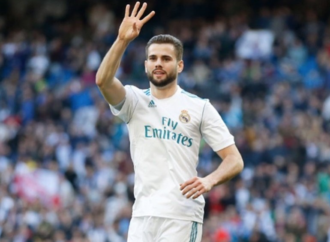 Y el Bernabéu coreó al alcalaíno Nacho Fernández