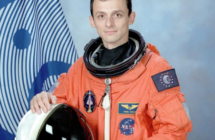 El astronauta Pedro Duque quiere que Cervantes sea una estrella