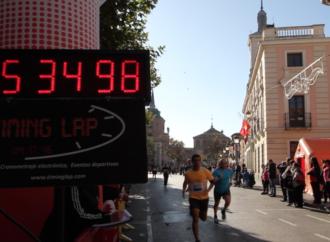 Alcalá corre 10 kilómetros contra las adicciones