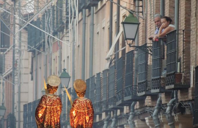 Viernes 6 de agosto / Fiesta en Alcalá: procesión, conciertos y talleres infantiles en honor a los Santos Niños
