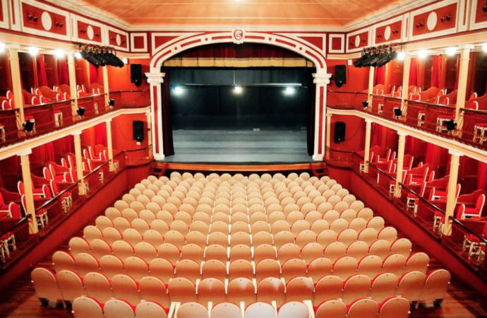 Programación Teatro Cervantes. Marzo. Alcalá: Miguel Rellán, Secun de la Rosa, Isabel Ordaz, Santiago Molero, Cecilia Freire…