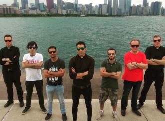 Los curas rockeros de Alcalá lanzan un vídeoclip grabado en Nueva York