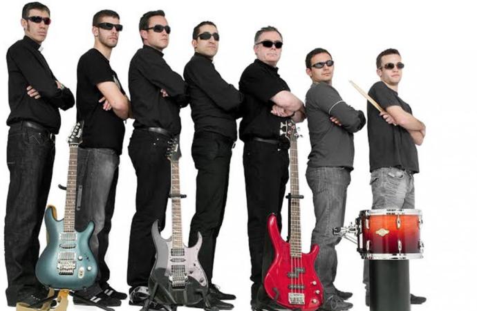 Nuevo tema de «La Voz del Desierto», los «Curas Rockeros» de Alcalá