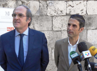 Ángel Gabilondo reclama el protagonismo alcalaíno para el IV Centenario