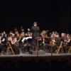 Concierto de Navidad de la Banda Sinfónica Complutense en el Teatro Salón Cervantes