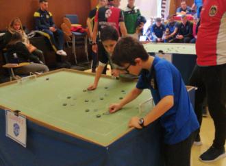 Alcalá, sede del Campeonato de España fútbol chapas