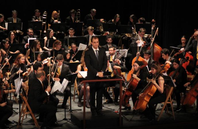 La Orquesta Ciudad de Alcalá celebra el veinte aniversario de su primer concierto