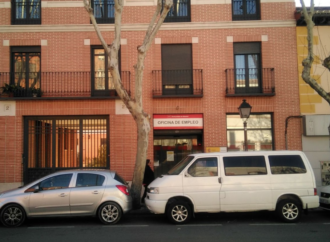 El paro baja en noviembre en Alcalá