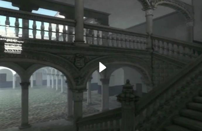 Nueva exposición: así era y será el Palacio Arzobispal de Alcalá de Henares