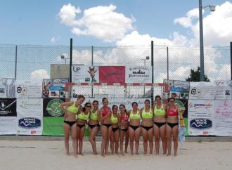 Alcalá vence en el XIV Ciudad de Alcalá de balonmano playa