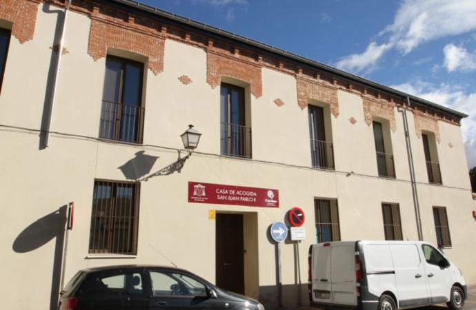 Nuevoproyecto de Crowdfunding para ayudar a la Casa de Acogida San Juan Pablo II de Alcalá