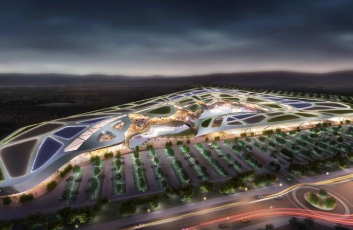 El Open Sky de Torrejón contará con una playa de arena, piscina y el centro deportivo de Fernando Torres