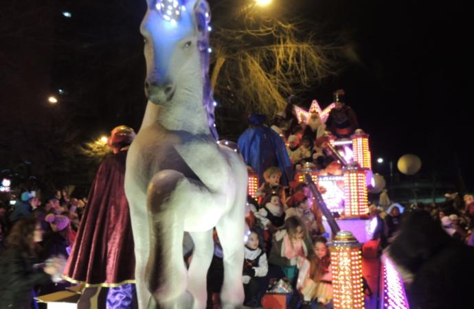 Los Reyes Magos recibirán a los niños en el Ayuntamiento de Alcalá