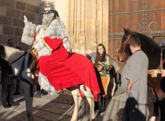 Los Reyes Magos te esperan en el Palacio Arzobispal