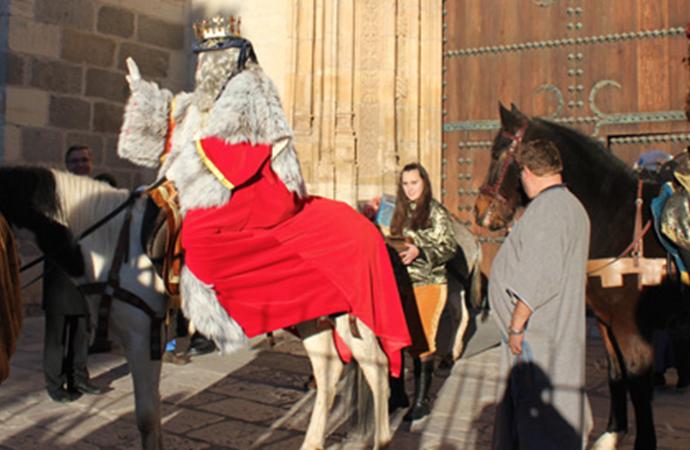 Reyes Magos: así puedes entregarles tu carta. La Catedral Magistral de Alcalá los recibirá el día 2 de enero