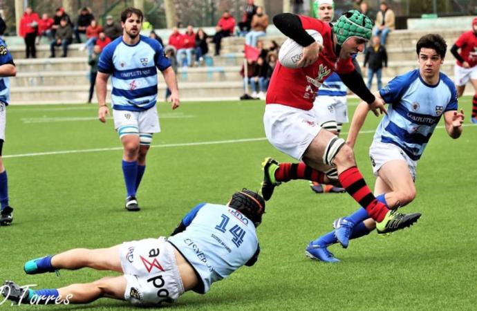 Puesta de largo de Rugby Alcalá en la Cisneriana